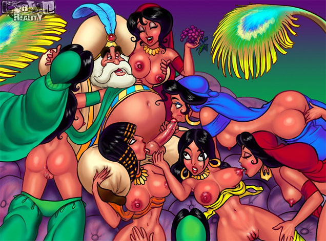 Disney Prinzessin Cartoon Porno
