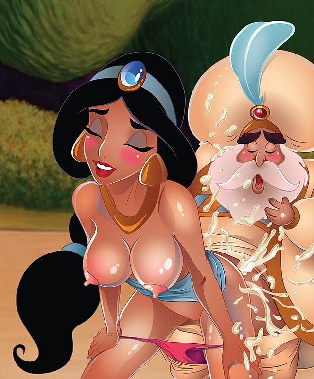 cartoon Disney porn princess