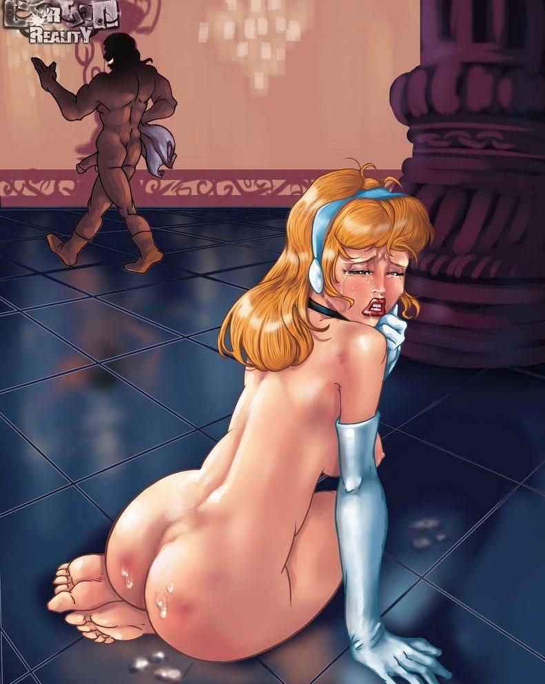 Princess Cinderella porn