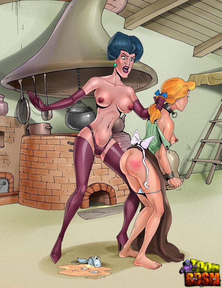 bdsm toon porn